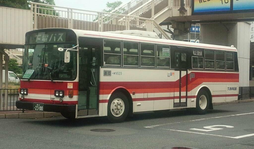 運用予定下電バス日産ディーゼル・スペースランナー.jpg